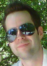 Sean Benham headshot
